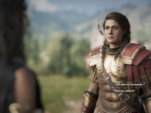 <i>Assassin's Creed Odyssey</i> Creator ng <i>Assassin's Creed Odyssey</i> ay Simple Ngunit Masaya