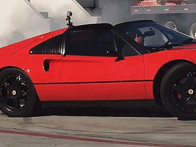 La prima Ferrari elettrica al mondo scavalca il V8 per i motori elettrici frantumatici