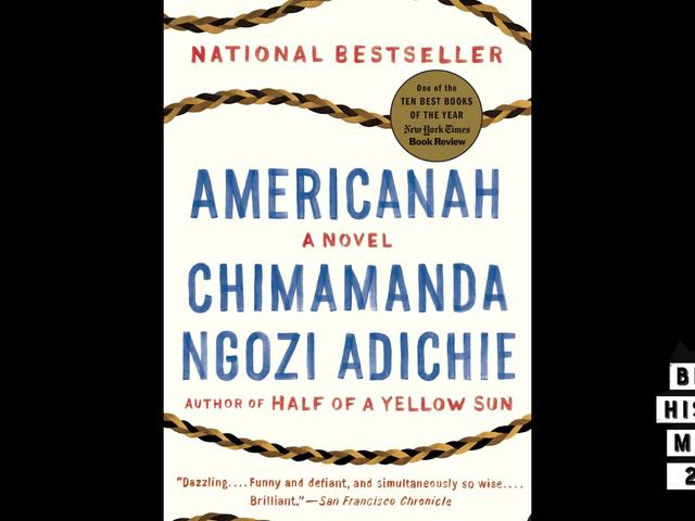28 dias de negritude literária com VSB |  Dia 4: <i>Americanah</i> por Chimamanda Ngozi Adichie
