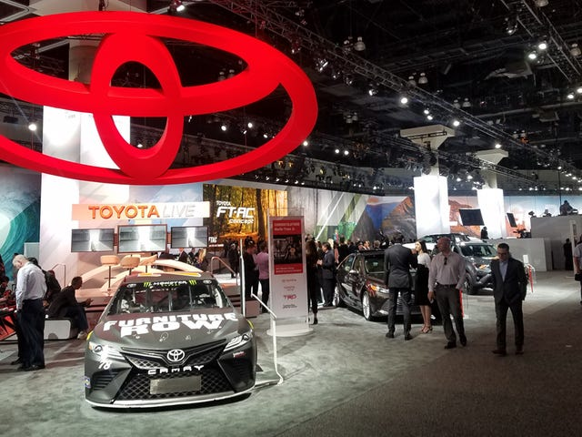Not At The LA Auto Show: The New Toyota Supra