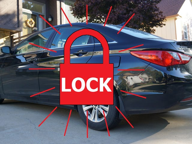 Here's How To Fix Your Broken Electric Door Lock For Free