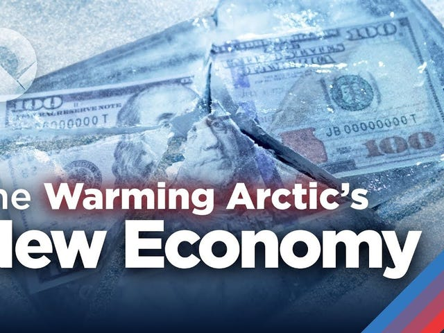 So, the people of the Arctic are gonna be fucked soon