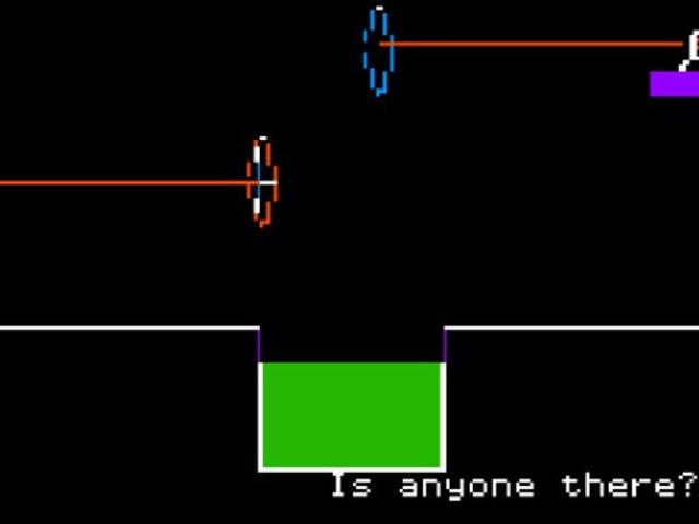 """이 사람은 Portal 을 Apple II 용으로 제작했으며, """"Still Alive"""""""