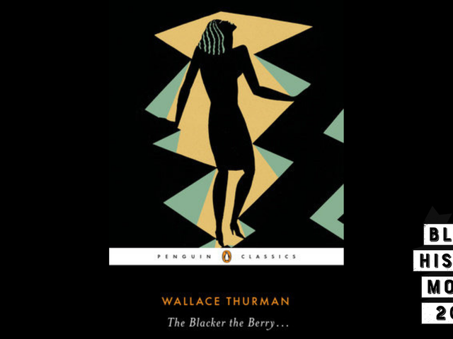 28 Days of Literary Blackness With VSB | Day 20: The Blacker the Berry by Wallace Thurman