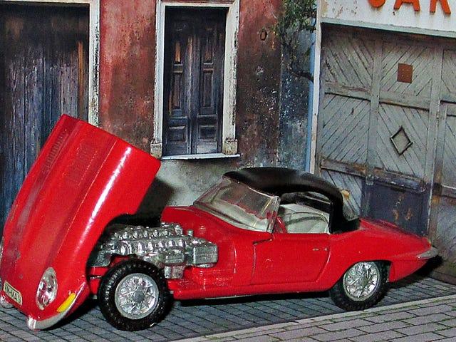 목요일 템즈 : Barnfind Jaguar E-Type