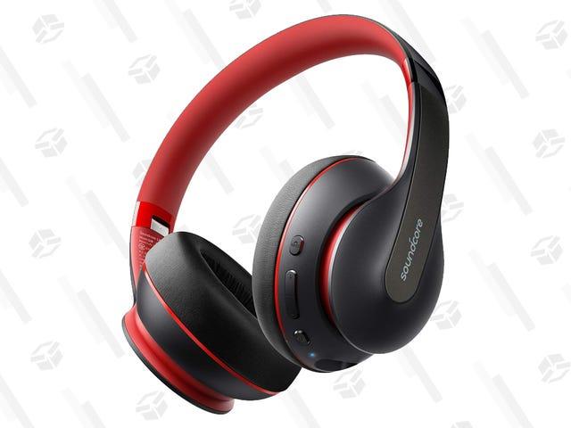Chwyć doskonałe słuchawki Hi-Res Audio Ankera za jedyne 28 USD w tym tygodniu [Exclusive]
