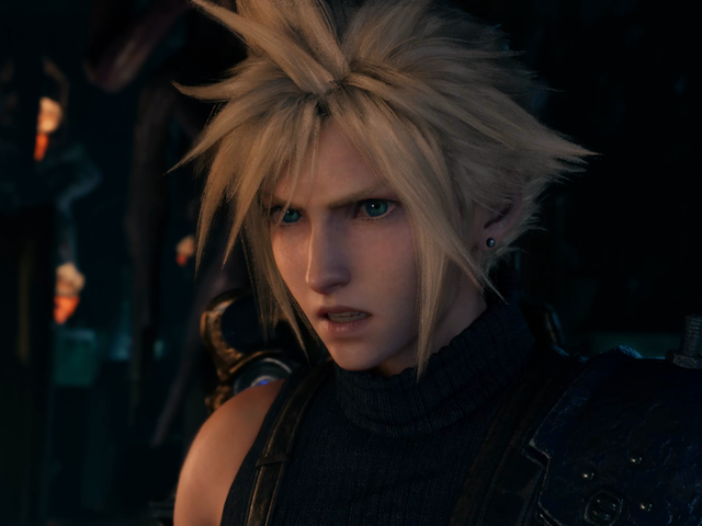 Laga Lambat Lewat Game Boss Menunjukkan Final Fantasy VII Remake At Best