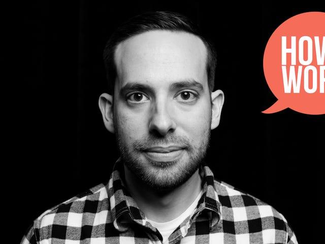 I'm Joel Kahn, Lifehacker Senior Video Producer, and This Is How I Work