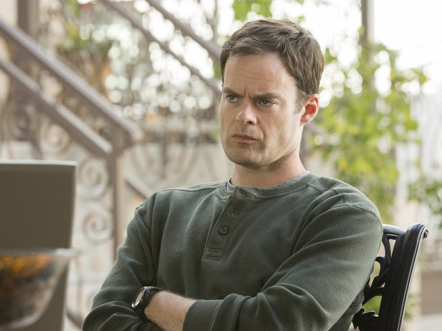 Bill Hader creates a new life on stage in the Barryseries premiere