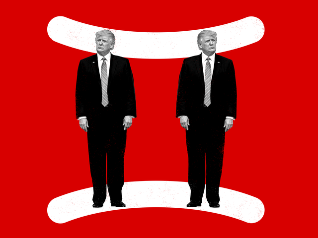 Donald Trump Is Not My Gemini