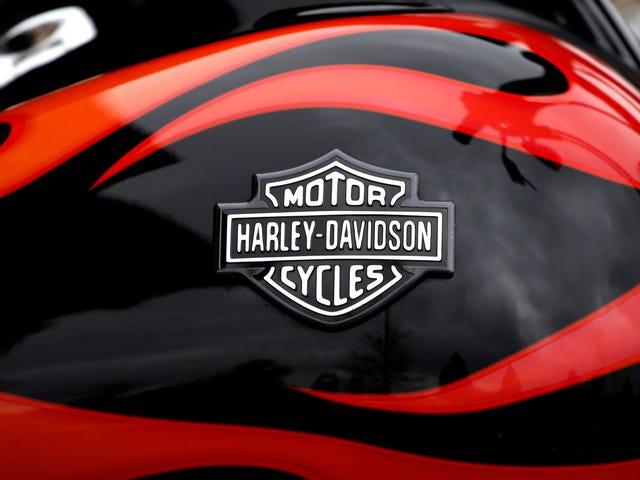 Harley-Davidson's Niedergang ist traurig und wird immer trauriger