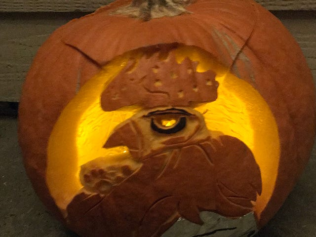 Show off your really bad-ass Geek-o-Lantern thread