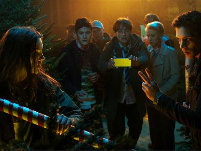 Zombies, Christmas, and Musicals Collide in the New Trailer for Anna and the Apocalypse