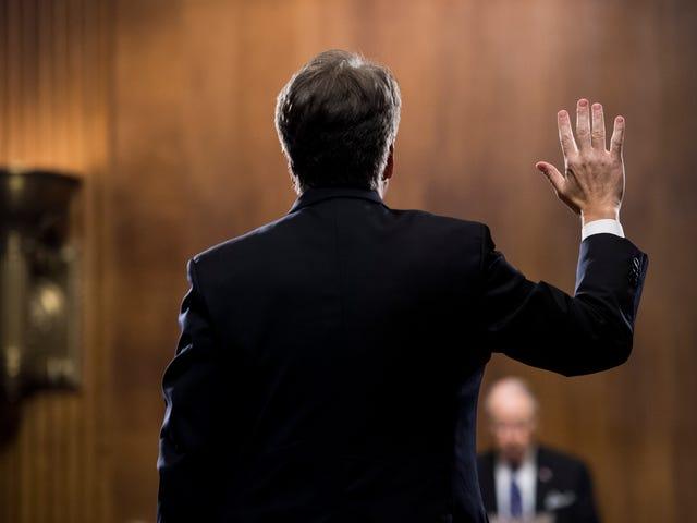 Brett Kavanaugh and America's Insistence on White Male Virtue