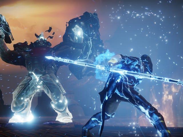 Destiny 2 Gets Its First Major Balance Patch