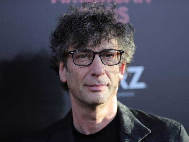 Amazon locks down Neil Gaiman, a full season of Wheel Of Time