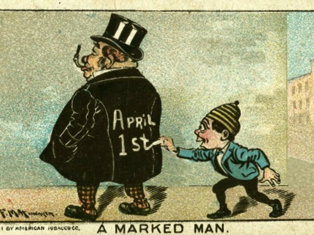 9 More Horrific April Fools' Day Pranks of the 19th Century