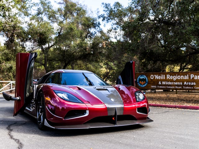 The Koenigsegg Agera RS Successor Probably Won't Be Called the Ragnarok But It Totally Should Be
