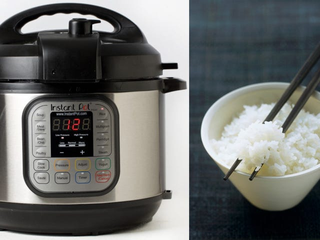 I'm furious the Instant Pot makes better rice than my expensive Asian rice cooker
