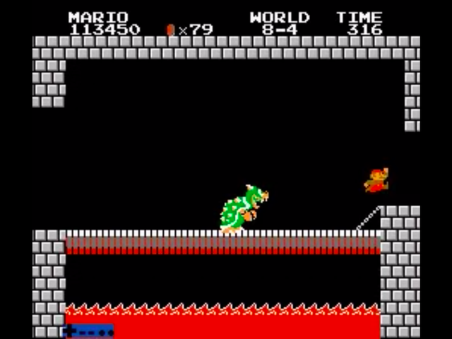 Speedrunner Smashes A Computer-Assisted Super Mario Bros. Record By A Single Frame
