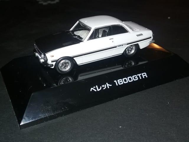 Isuzu Bellett GT type R