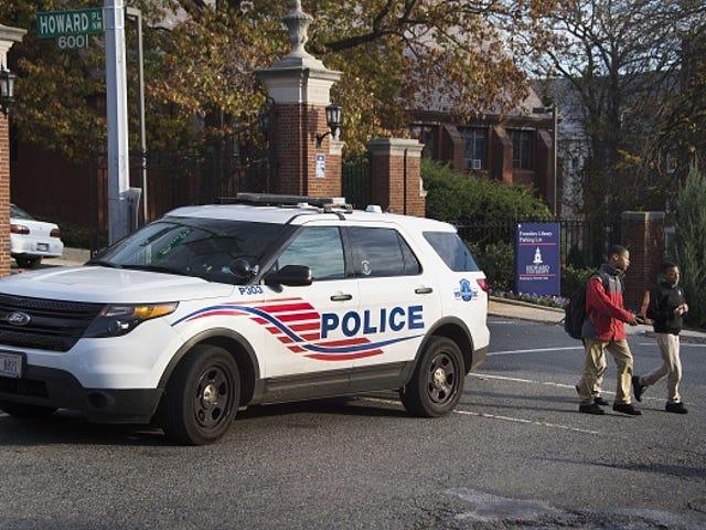 White Howard University Professor Examined Black Student in Mock Slave Auction: Report