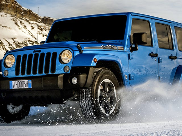 Neste Jeep Wrangler vil få en 300 hestekrefter, firecylinder turbo: Rapport
