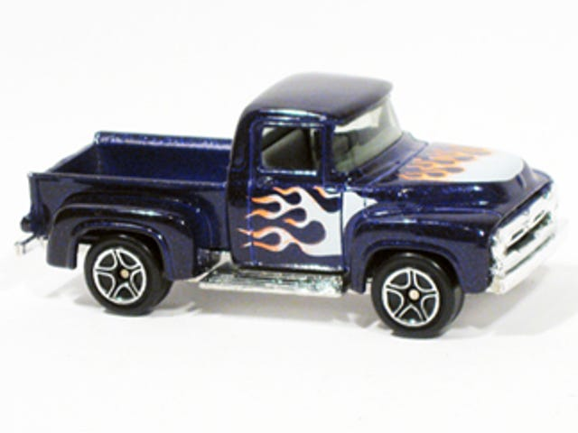 MBX '56 Ford Pickup Wanted ...