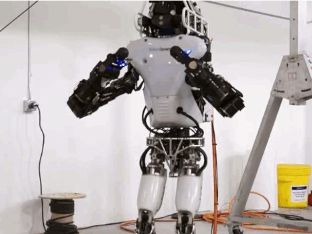 ATLAS, Pentagonens Humanoid Robot, fikk bare en stor oppgradering