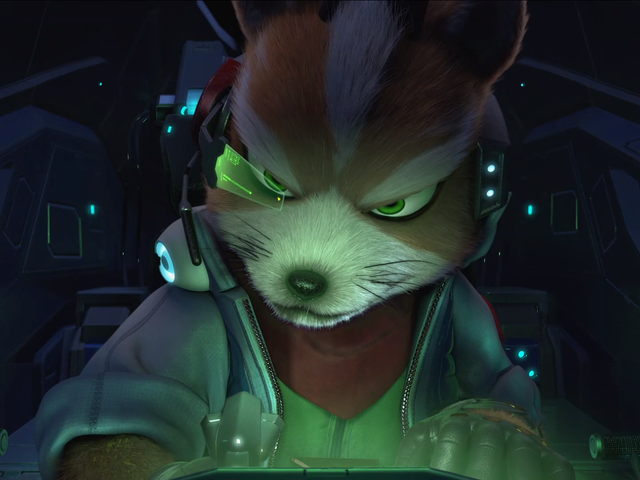 Star FoxWill Appear In Ubisoft's Space Game Starlink