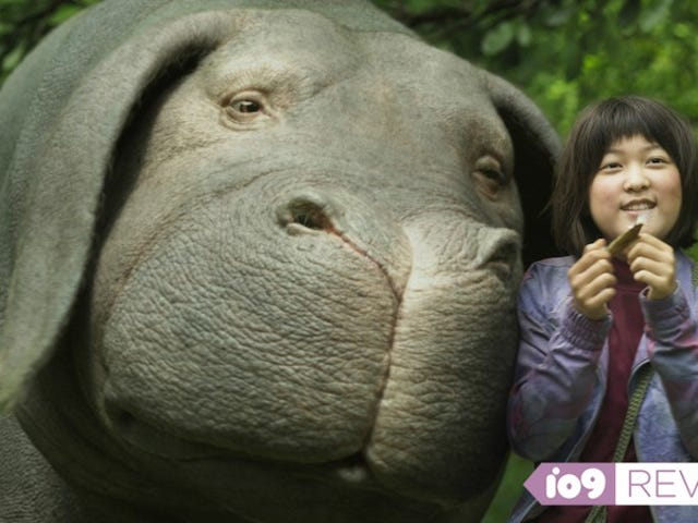 Okja Is a Masterfully Told Story Which Will Haunt You for Days