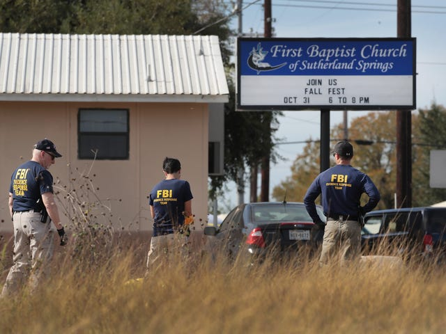Authorities Believe 'Domestic Situation' May Have Motivated Gunman in Texas Church Shooting