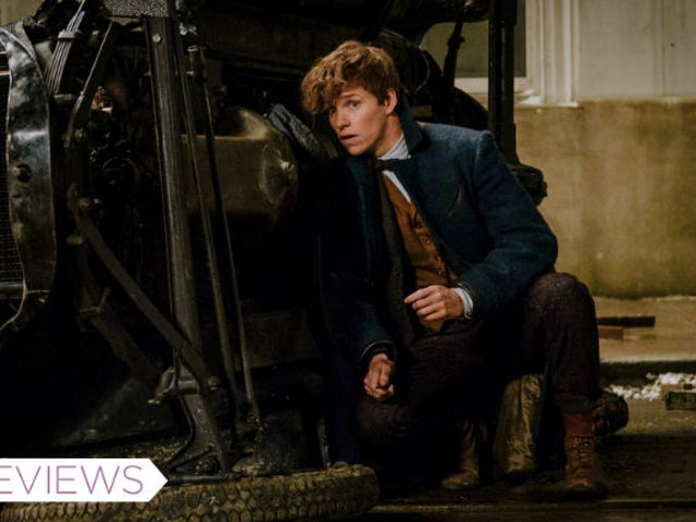 J.K. Rowling Recasts Harry Potter's Magic for the Delightful Fantastic Beasts and Where to Find Them