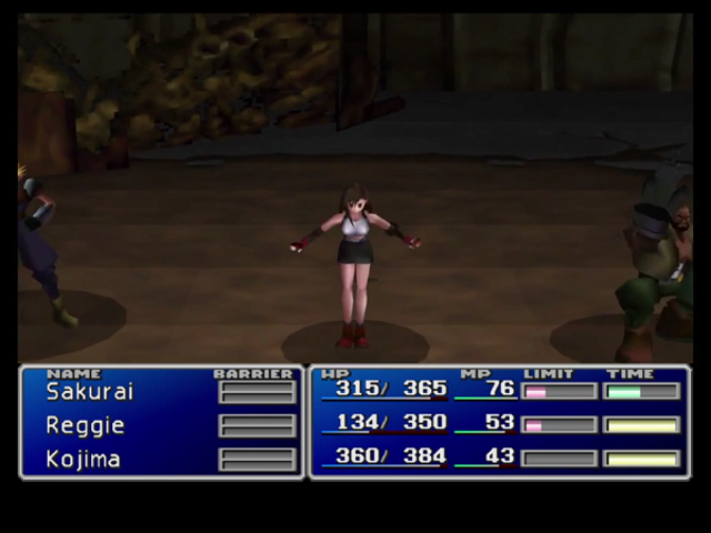 Две «читы» делают <i>Final Fantasy VII</i> лучше на PS4