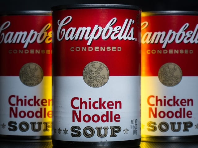Campbell Soup Co. Executive Is Out After Tweeting George Soros Conspiracy Theory
