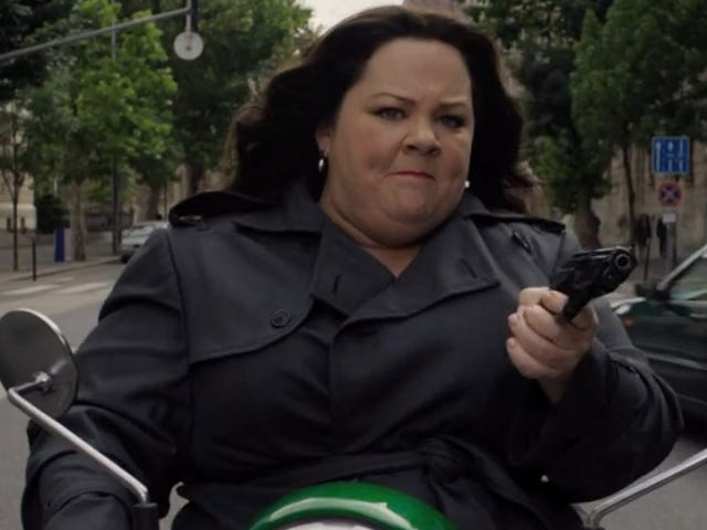 Melissa McCarthy Gamely Tries Some Espionage in This Spy Trailer