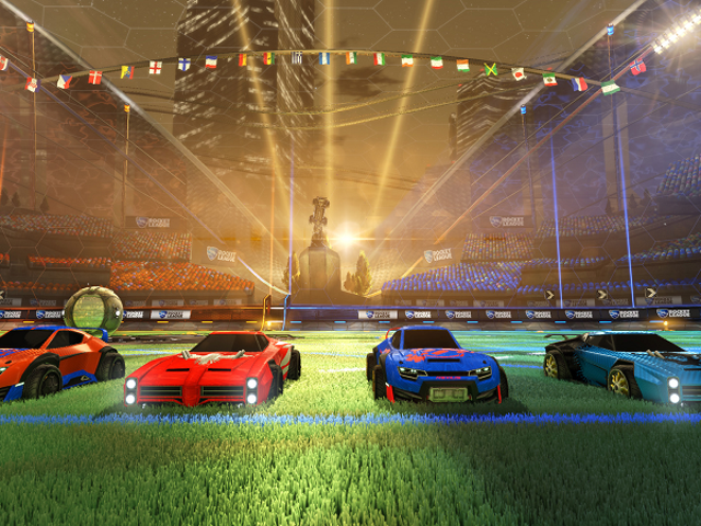 The Weekend In Esports: <i>Rocket League</i> Regional Championships Are Here