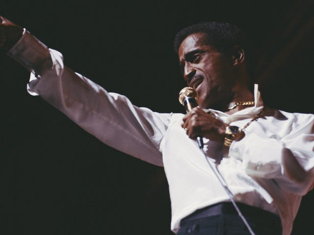 Sammy Davis Jr.'s epic life reportedly on its way to becoming a miniseries