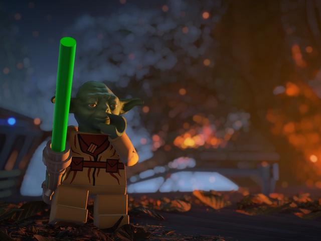 Mods Bring LEGO To Star Wars Battlefront II