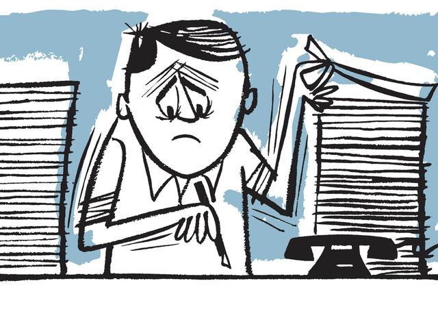 Πώς να μιλήσετε στο αφεντικό σας για το φόρτο εργασίας σας