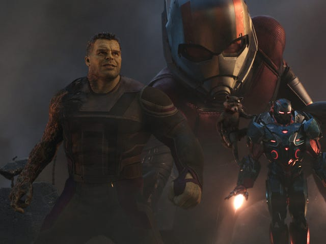 Thanos casi decapita al Capitán América y más revelaciones de los guionistas de Avengers: Endgame