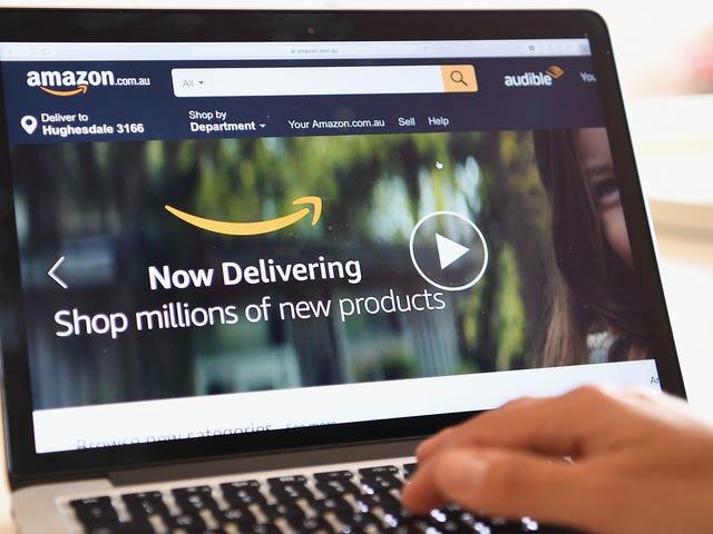 Sędzia mówi, że Amazon nie jest odpowiedzialny za sprzedaż eksplodujących tablic suchościeralnych [Zaktualizowano]