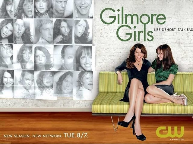 Let's Binge Watch the Entire Gilmore Girls Series! (Without actually doing it!)