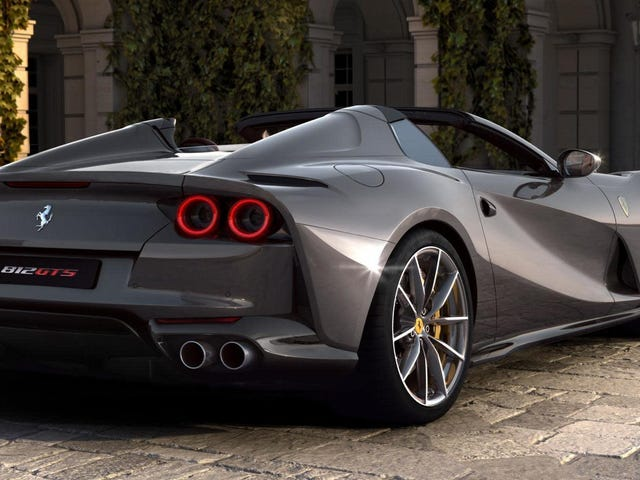 The Governments Of The World Are Out To Get Ferrari's V12
