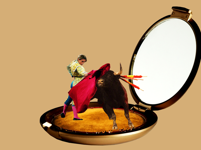 The Woman Who Fought Bulls