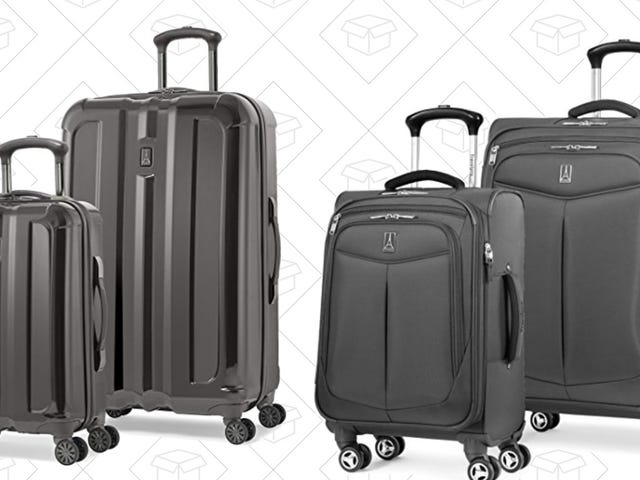 Fly Like An Adult This Holiday Season With These Travelpro Luggage Deals