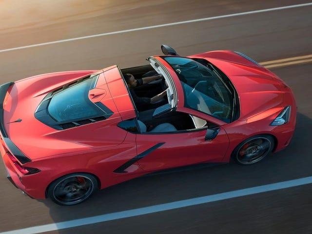 Get Over It: C8 Corvette Tidak Mendapatkan Gearbox Manual