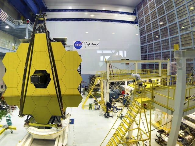 Subcomité del Congreso interroga a la NASA sobre el aumento excesivo de los costos del proyecto