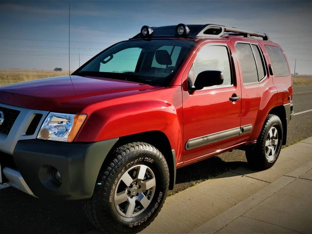 At $26,990, Could This 2014 Nissan Xterra Pro-4X Prove Far From X-tinct?