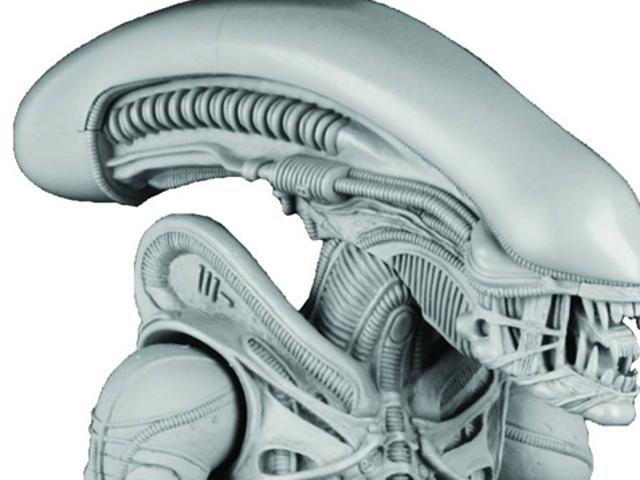 """NECA vänder """"Big Chap"""" Alien Into En Amazing, Gigantic Figur"""